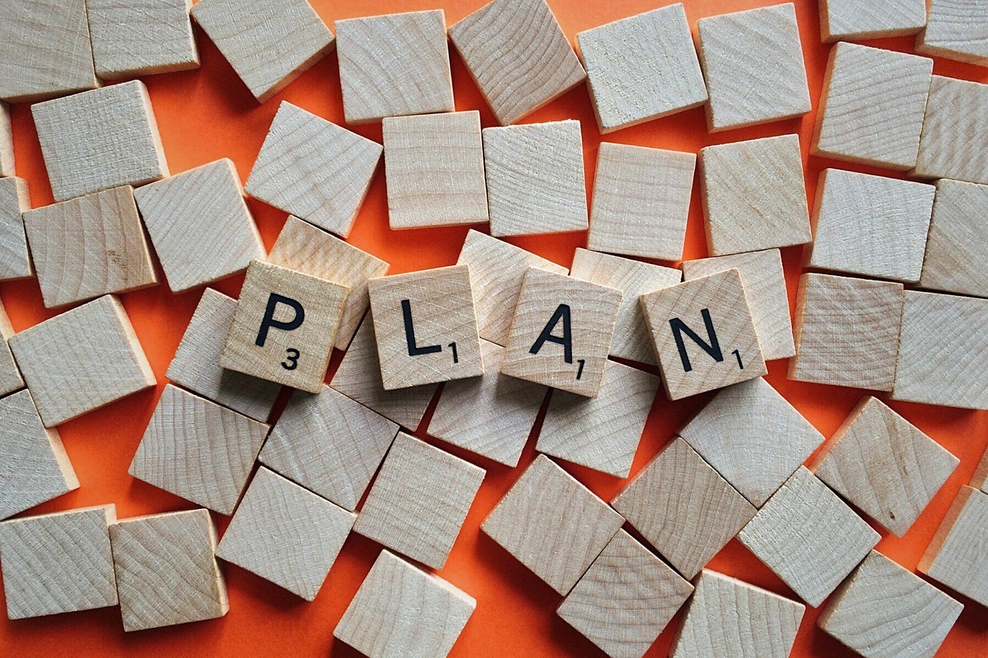 revisit your strategic plan